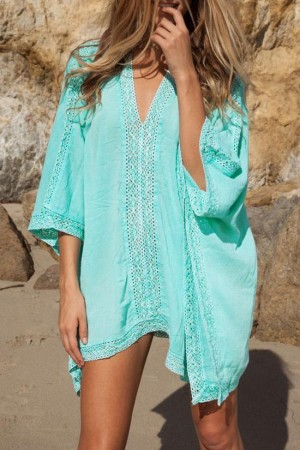 Bohemian Tunic Cover Up