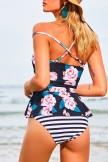 Wonderful World Tankini Set
