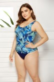 CARIBBEAN CLASSIC TANKINI TOP and panty